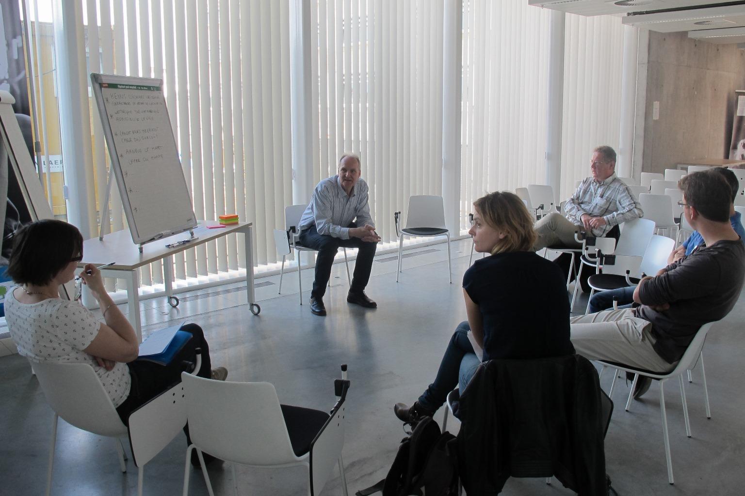 Workshop L'économie circulaire et les marchés publics à Bruxelles