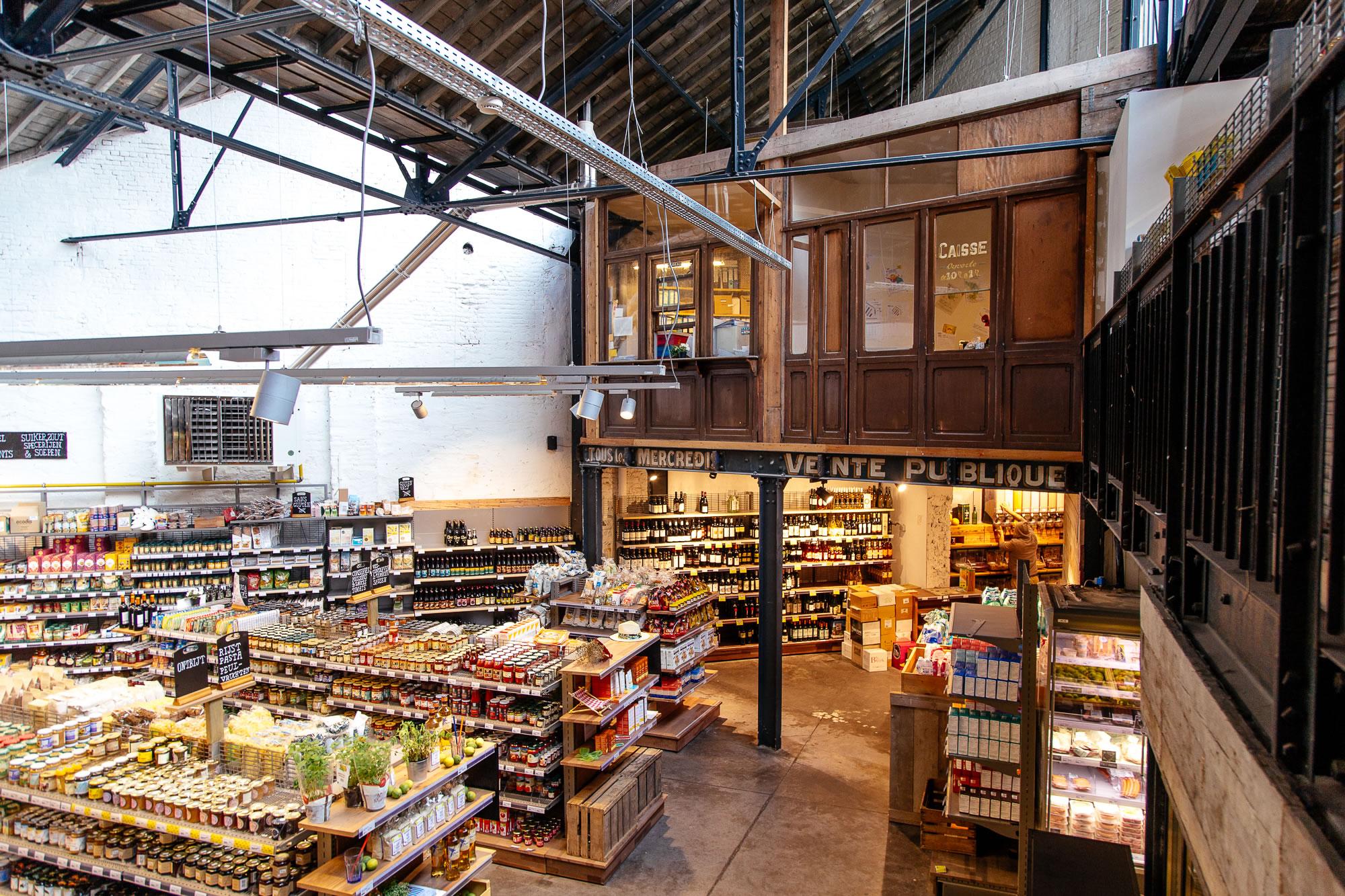 FÄRM Coop : Brussels logistiek platform voor lokale bioproducten
