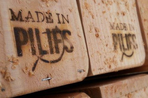 Ferme nos Pilifs: Développement d'une filière bruxelloise de valorisation du bois