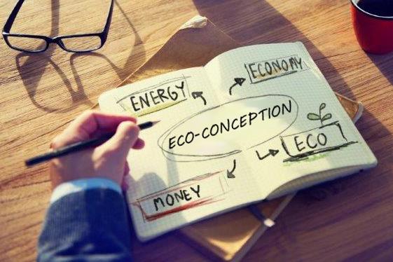 Eco-conception ?  Outil idéal pour initier un projet en économie circulaire