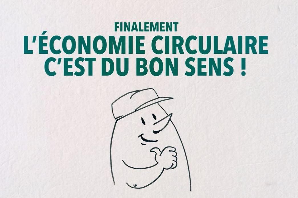 Vidéo de sensibilisation : l'économie circulaire en pratique pour entreprises de construction !