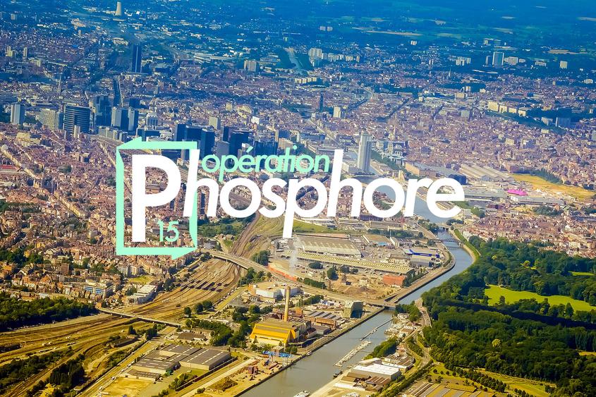 Opération Phosphore : du biodéchet à la ressource