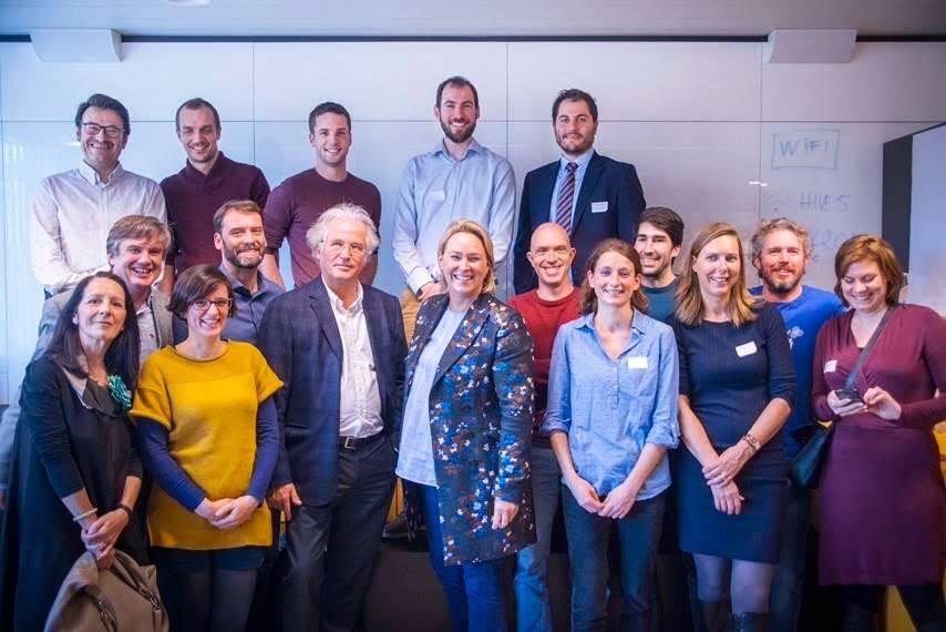 De laureaten van de projectoproep Be Circular 2017 zijn bekend !