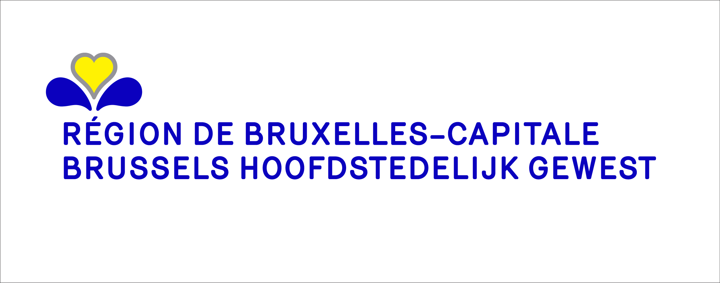 Logo: Brussels Hoofdstedelijk Gewest
