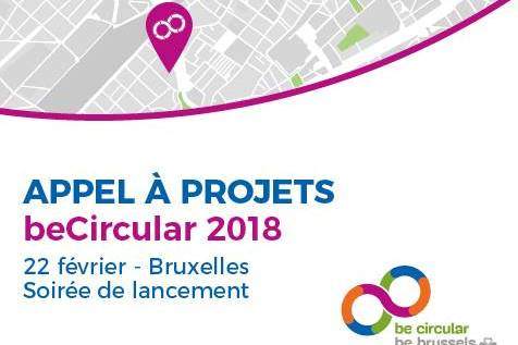 Session d'information be.circular construction 2018