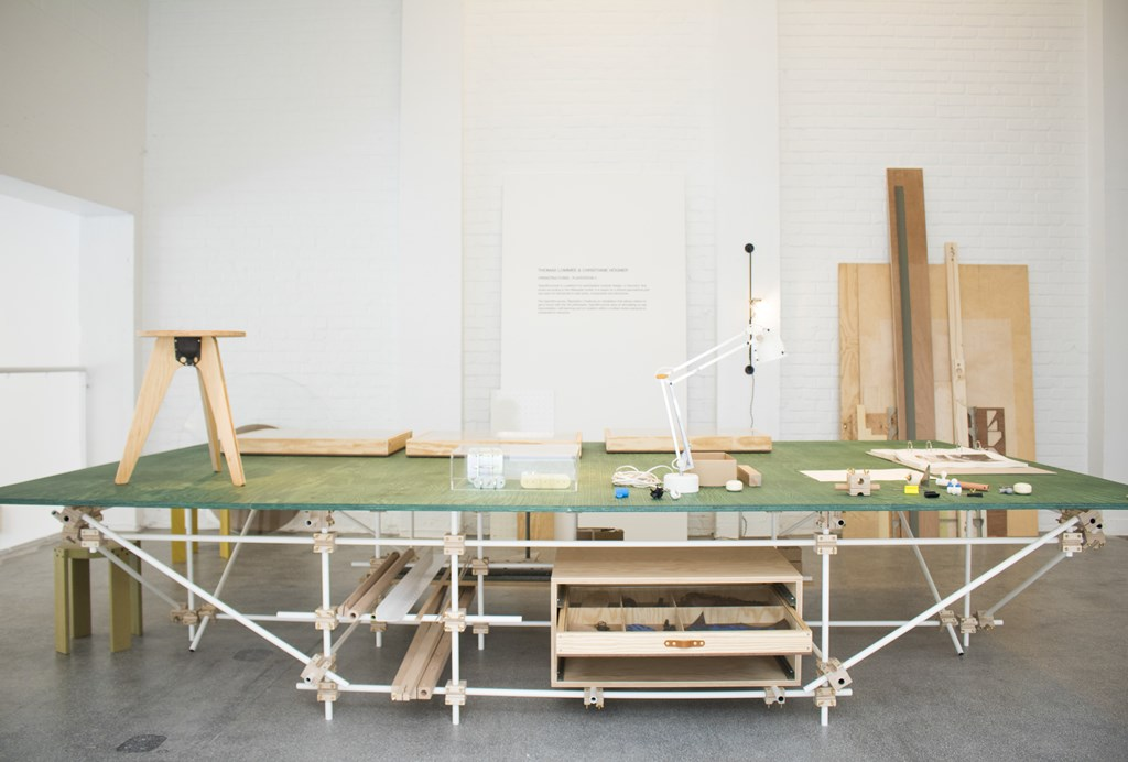 Openstructure 2.0 – Thomas Lommée