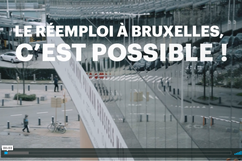 Video: hergebruik van bouwmaterialen in Brussel is mogelijk!