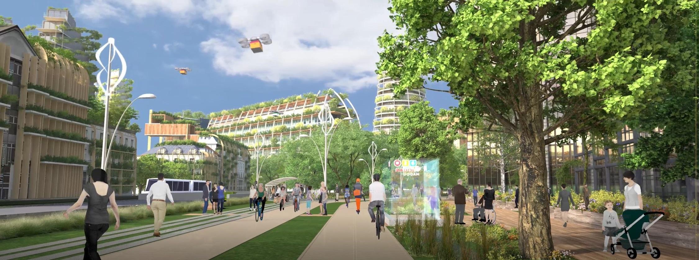 Forum Koolstofarme Stad – Horizon 2050