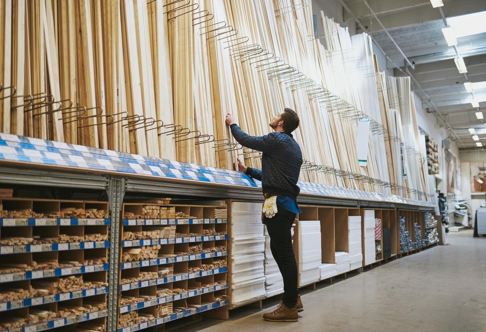 Retail, ecologie en design gaan hand in hand