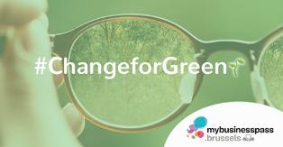 Pass Change for Green: pour entreprendre durablement à Bruxelles