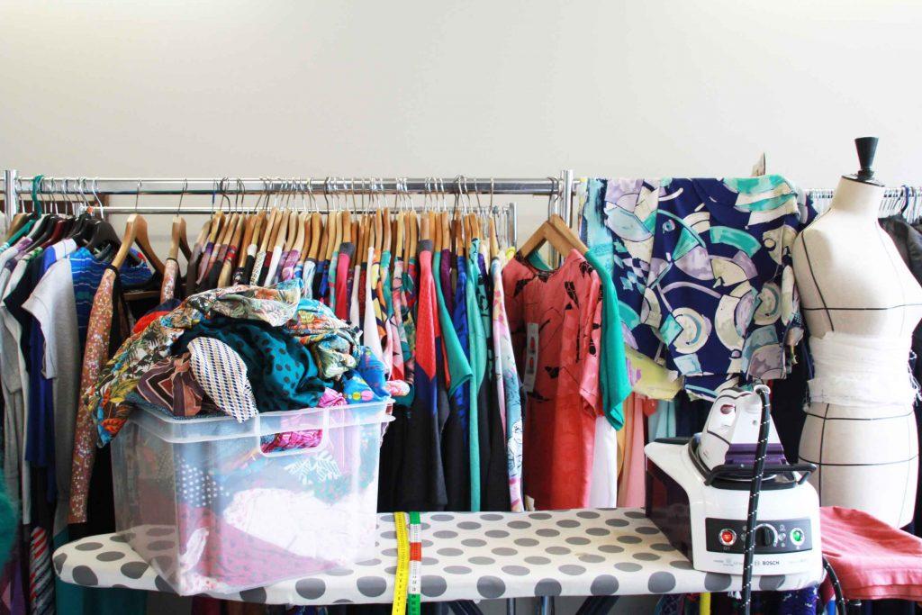 Wear a Story: Upcycling de vêtements ayant une histoire