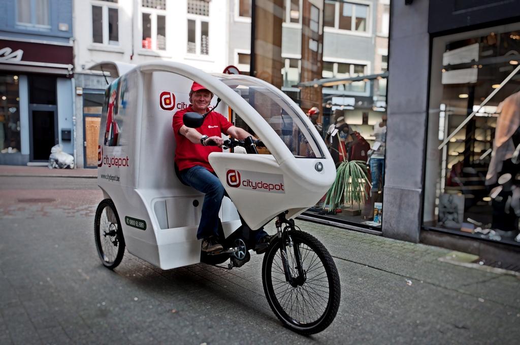 Citydepot: Schakel in de circulaire economie