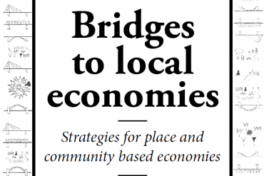 """Ontdek het boek « Bridges to Local Economies » van het Europees project """"TURAS"""""""