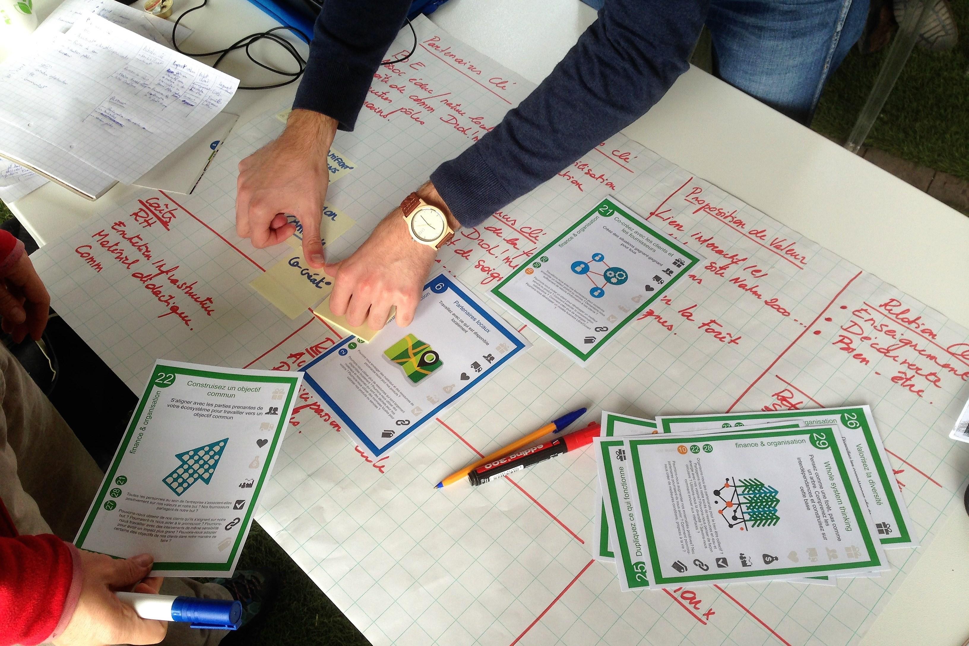 La formation gratuite Resilience Design était un grand succès
