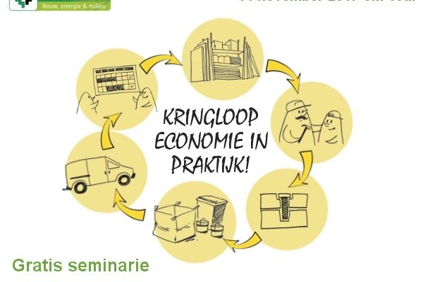 L'économie circulaire en pratique pour les entreprises de construction