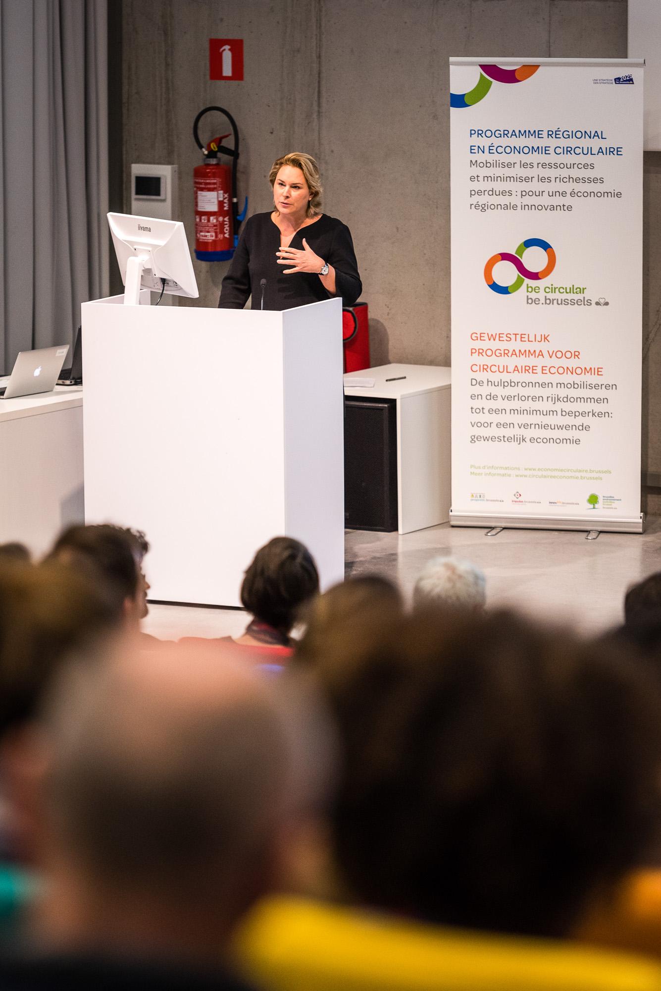 Lancement Appel à Projets Be Circular 2018