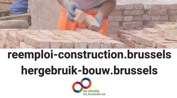 Plateforme des Acteurs pour le Réemploi des Eléments de Construction à Bruxelles