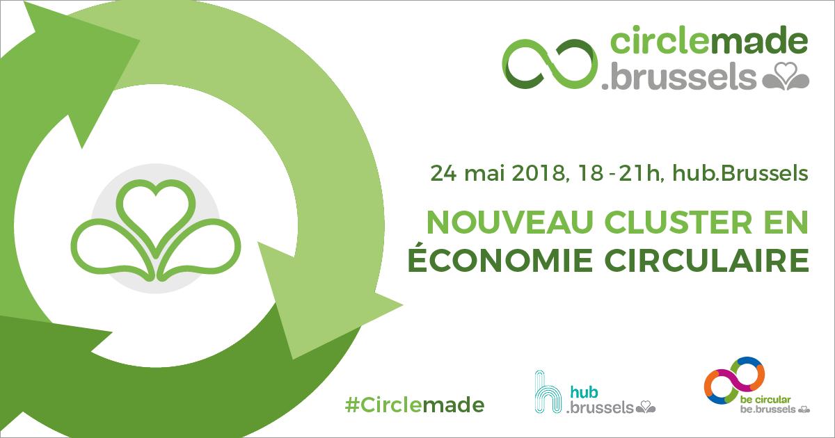 Lancement du cluster en économie circulaire