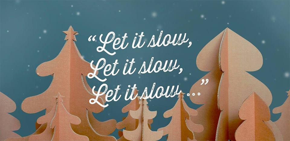 Let it Slow – A circular Xmas Market