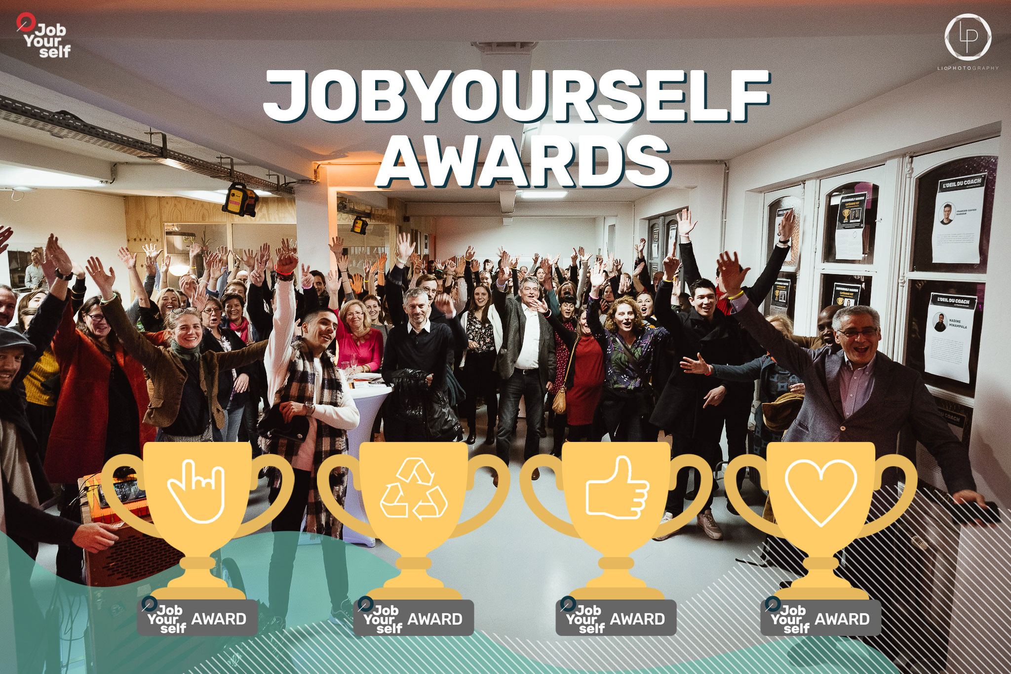 JOBYOURSELF AWARDS