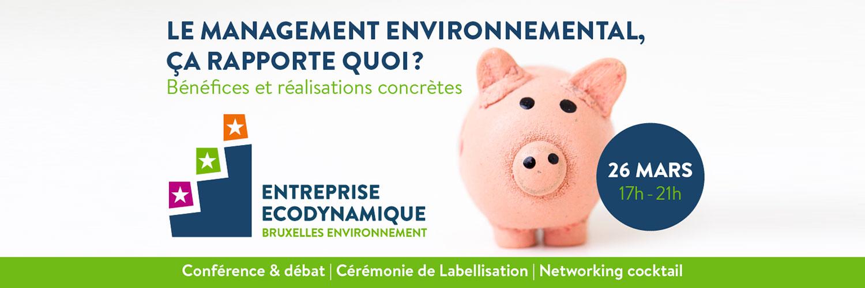 Le management environnemental, ça rapporte quoi ?