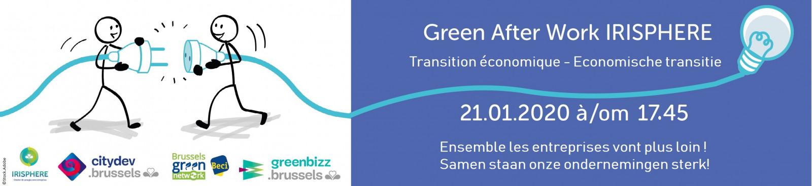 Green After Work BECI x Irisphere : Transition économique