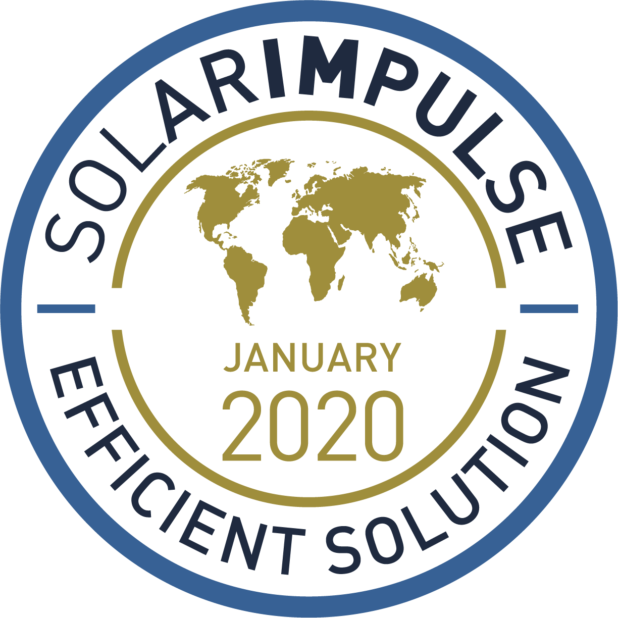 Shayp ontvangt Solar Impulse Efficient Solution Label