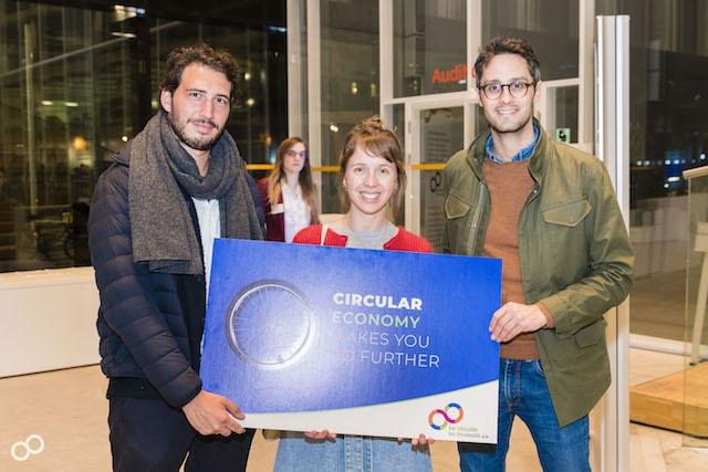 Lancering Projectoproep Be Circular 2019
