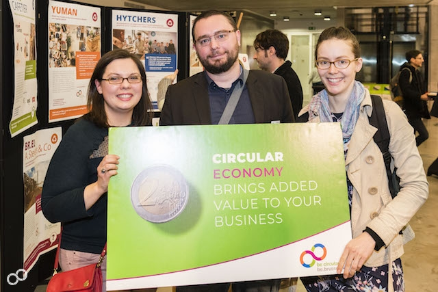 Lancering Projectoproep Be Circular 2019
