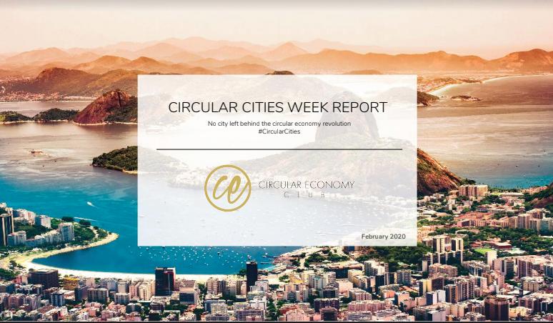 Circular cities week report