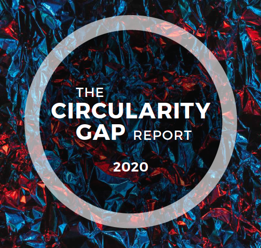 The Circularity Gap report 2020 – Circle Economy