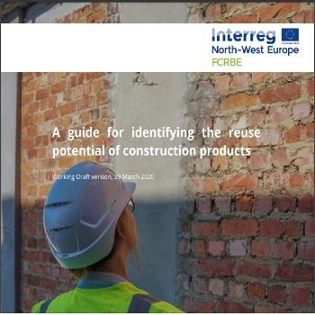 Een gids voor het identificeren van bouwproducten met potentieel voor hergebruik