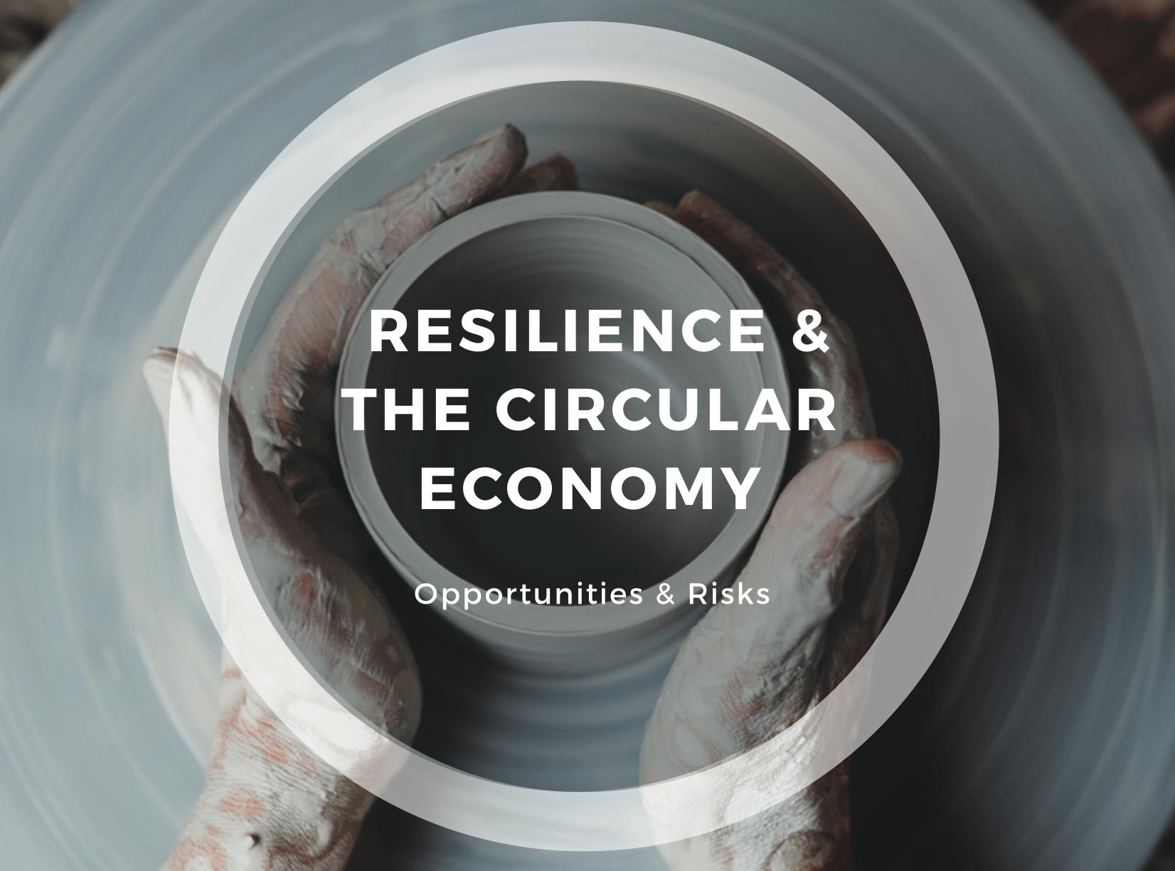 Économie circulaire et résilience – Circle Economy fait le bilan