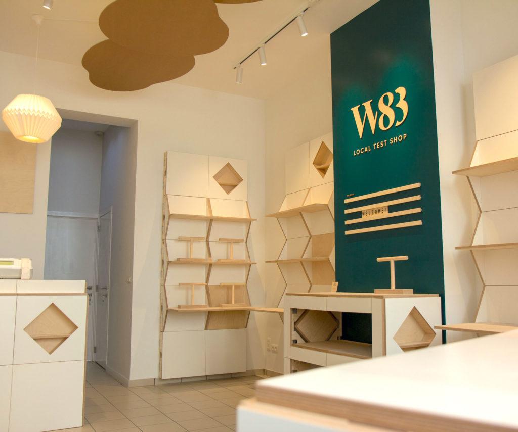 Oproep voor kandidaturen: W83 · Local Test Shop