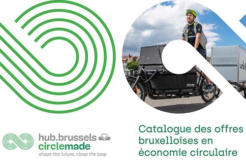 Circlemade dresse l'inventaire des offres circulaires à Bruxelles