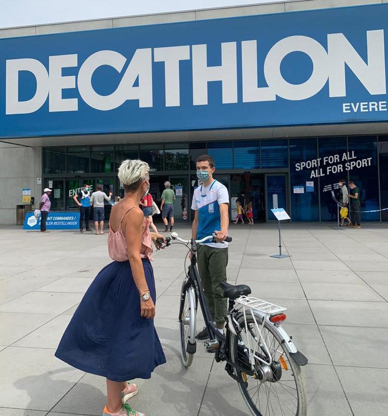 Circular bike project_Decathlon Belgium