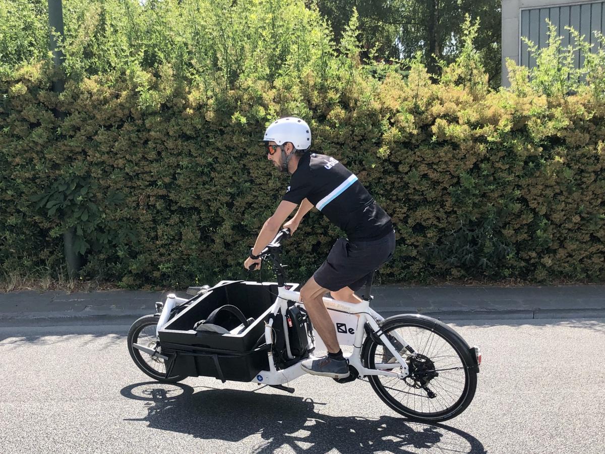 Prime Cairgo Bike