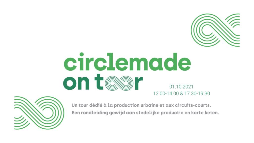 Circlemade on tour : rencontrez 30 start-ups circulaires à Bruxelles